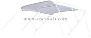 Tendina parasole TESSILMARE Shade Master adatta per scafi veloci