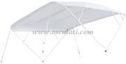 Tendina parasole TESSILMARE Shade Master Fish. Appositamente concepita per scafi aperti con guida in piedi