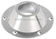Accessori Nautica Base alluminio superiore per tavolo  [4841603]<br/><font color=#962308>Quantità Minima: 2 pezzi (4.72€ al p.zo) </font>