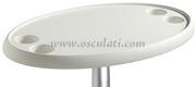 Accessori Nautica Tavolo ovale 762 x 457 mm  [4841751]
