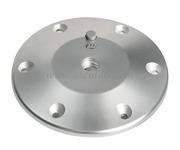 Gamba tavolo in alluminio