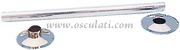 Accessori Nautica Gamba tavolo fisso inox 670 mm   [4841803]