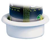 Accessori NauticiPortabicchieri da incasso - diamatro Incasso mm: 75<br/><font color=#962308>Quantità Minima: 2 pezzi (4.08€ al p.zo) </font>