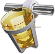 Accessori NauticiPortabicchieri universali in plastica da installare a scatto su pulpiti o battagliole<br/><font color=#962308>Quantità Minima: 2 pezzi (5.36€ al p.zo) </font>