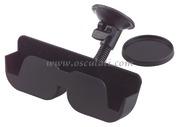 Accessori NauticiPorta occhiali RICHTER - Misure mm: 165x57x130