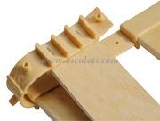 Rete elastica per letti/cuccette