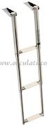 Accessori Nautica Scaletta inox telescopica stretta 3 gradini  [4954123]