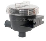 Filtro antiodore 110x120 mm - Osculati accessori 50.136.00