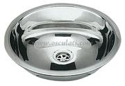 Accessori Nautica Lavello inox tondo 387 mm  [5018685]
