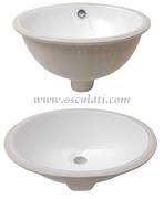 Accessori Nautica Lavello ovale sottopiano  [5018897]