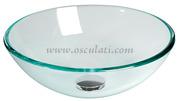 Accessori Nautica Lavello semisferico in vetro 280 mm  [5018934]
