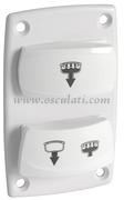 Pannello di controllo per WC vacuum