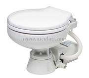 Accessori Nautica WC elettr. Super Compact tavoletta plastica  [5020713]