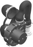 Accessori Nautica Pompa WC Silent Vacuum 12 V  [5020960]