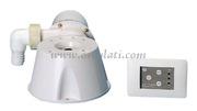 Kit di trasformazione per WC da manuale a elettrico tipo SILENT
