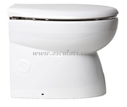 Accessori Nautica WC elettrico porcellana 12 V basso  [5021301]
