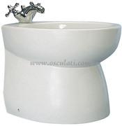 Accessori Nautica Bidet ceramica basso smussato  [5021901]