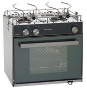 Accessori Nautica Cucina con forno a gas Smev Sunlight Slim 2 fuochi  [5036602]