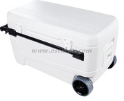 Accessori NauticiGhiacciaia portatile IGLOO con ruote e maniglia ULTRA 110