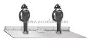 Accessori Nautica Kit flap Lenco Super 406 x 765 mm  [5125303]