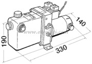 Accessori Nautica Kit raccordi + tubi 2 gradistazione  [5133200]