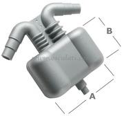 Separatore acqua/gas