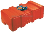 Accessori NauticiSerbatoio carburante in eltex arancio omologati CE 42 litri