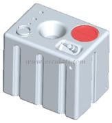 Serbatoio rigido modulare per acqua potabile