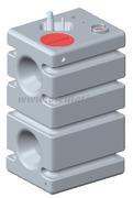 Serbatoio rigido verticale acqua potabile 236 l  [5219491]Accessori Nautici