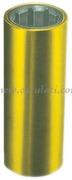 Boccola per linee d asse con armatura esterna in ottone; versione esterno pollici, interno millimetri