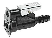 Innesto Johnson/Evinrude femmina 8 mm  - 52.732.20 Osculati accessori<br/><font color=#962308>Quantità Minima: 4 pezzi (1.97€ al p.zo) </font>