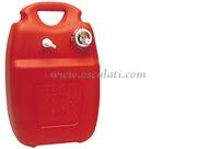 Accessori NauticiSerbatoio carburante 22 litri con indicatore meccanico con quadrante e lancetta nel tappo (52.742.01)