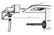 Motor Flusher B  - 52.749.02 Osculati accessori