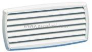 Accessori Nautica Presa d`aria nera 201 x 101 mm  [5327390]<br/><font color=#962308>Quantità Minima: 4 pezzi (1.87€ al p.zo) </font>