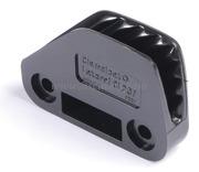 Accessori NauticiSTROZZASCOTTE CLAMCLEATS (CL207) - Per scotte da mm 6/10. Sinistro<br/><font color=#962308>Quantità Minima: 2 pezzi (6.91€ al p.zo) </font>