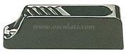 Accessori NauticiSTROZZASCOTTE CLAMCLEATS (CL231) - Per scotte da mm 4/8. Con cavallotto<br/><font color=#962308>Quantità Minima: 2 pezzi (6.09€ al p.zo) </font>