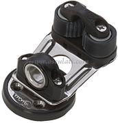 Accessori NauticiTorretta girevole bassa con scotta max mm 8