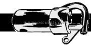 Accessori Nautica Attacco tangone RWO 25 mm  [6013770]