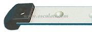 Accessori Nautica Terminale rotaia nylon  [6151083]<br/><font color=#962308>Quantità Minima: 4 pezzi (1.83€ al p.zo) </font>