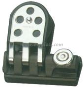 Accessori Nautica Passascotte con bozzello per rotaia 25/26 mm  [6159201]