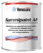 GUMMIPAINT ANTIFOULING Antivegetativa - Nero - 0,375 l