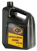 Accessori Nautica Olio diesel Sintetix Lt. 1  [6508400]<br/><font color=#962308>Quantità Minima: 2 pezzi (7.9€ al p.zo) </font>
