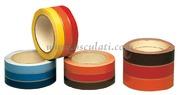 Linea galleggiamento a 3 fili di colore con tonalità degradante da scuro a chiaro