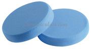 Tamponi in schiuma per lucidatrice blu medio-morbido (confezione da 2 pz) [6523002]Accessori Nautici