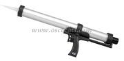 Pistola silicone aria compressa