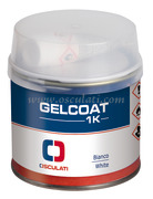 Gel coat mono componente bianco 100 g