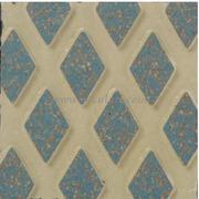 Piastre autoadesive luminescenti - azzurro - 275x135