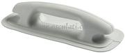 Maniglia Bitta per gommoni RAL 7035 - Grigio - Misure: 284x116