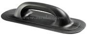 Maniglia per gommoni RAL 7035 - Nero - Misure: 300x120