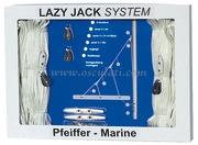 Accessori Nautica Kit Lazy Jack Pfeiffer fino a 30 piedi  [6776200]